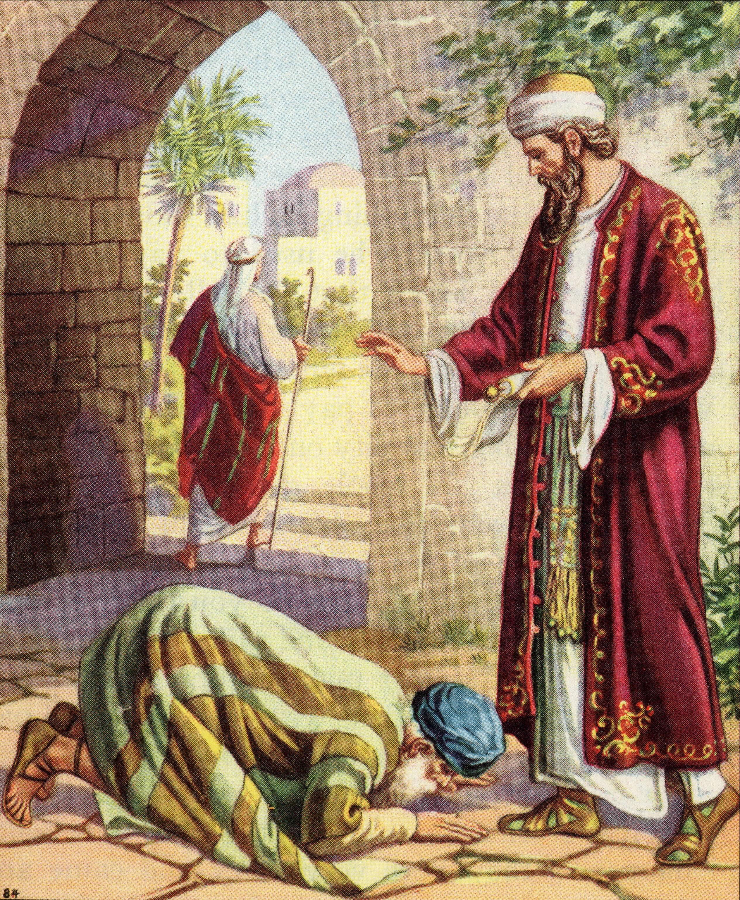 Matthäus 18 21 35